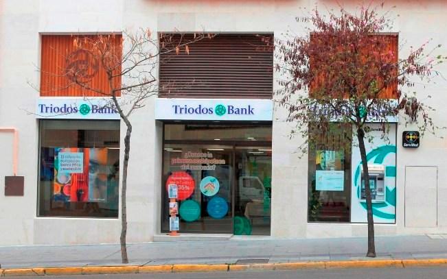 Bancos extremadura21 for Oficina triodos madrid