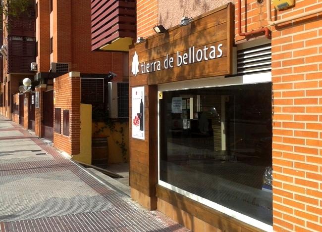 TIERRA DE BELLOTAS