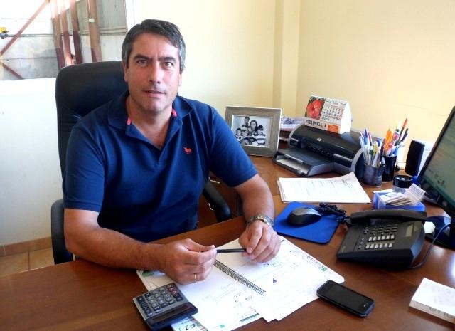 Marco Antonio Calderón