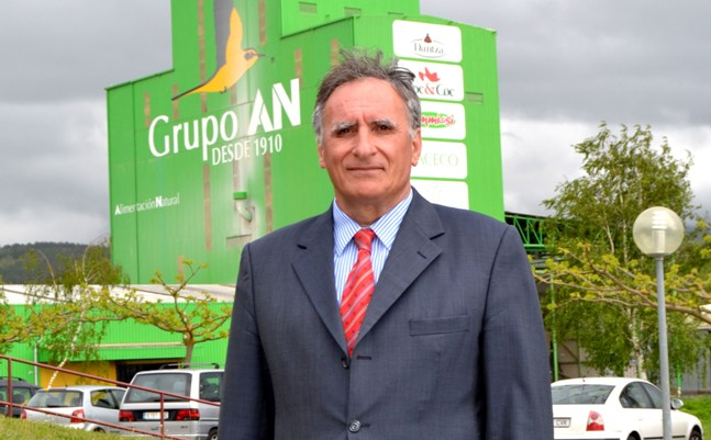 Jesús Sarasa Director General Grupo AN