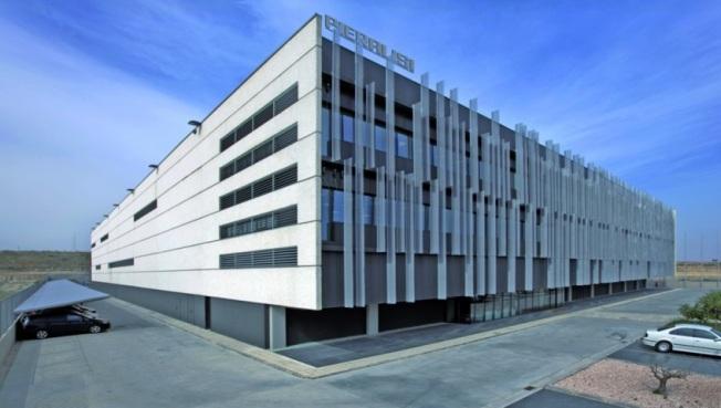 Sede de Pieralisi España en Zaragoza