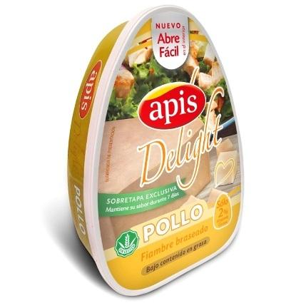 Fiambre de Pollo Breseadi APIS NDP 3