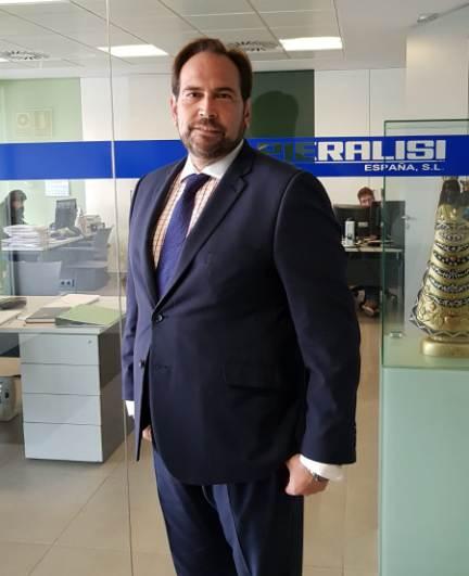 Adán Carrascosa Nuevo director Comercial para España y Portugal