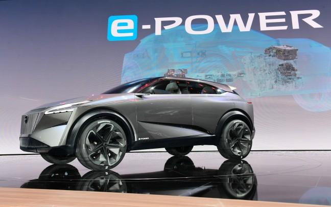 nissan IMQ Concept car