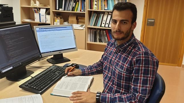 AGROBANK Rafael González Perea, investigador premiado tercera edición premio mejo...
