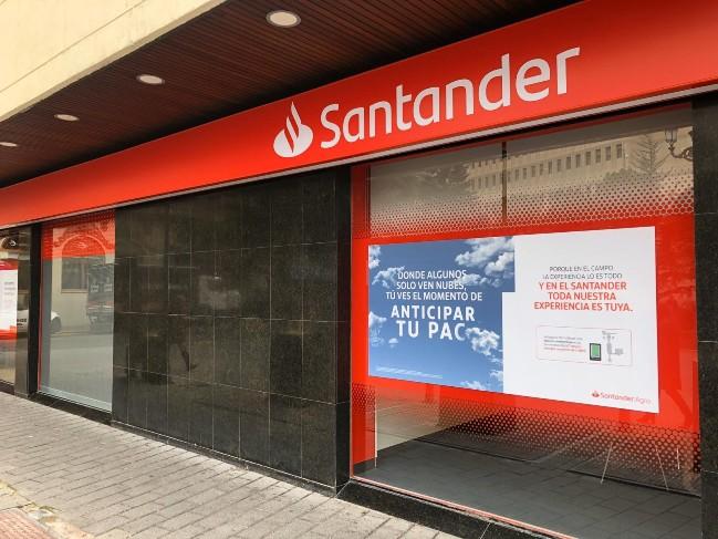 Santander-Sucursal Agro