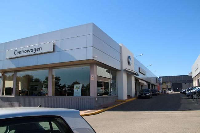 Centrowagen-Volkswagen-Badajoz
