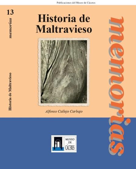 Historia_de_Maltravieso_Memorias_13._Portada
