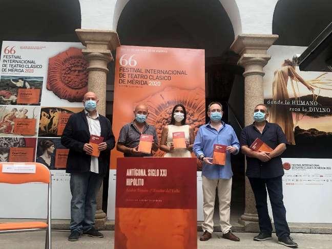 La Editora Regional de Extremadura publica